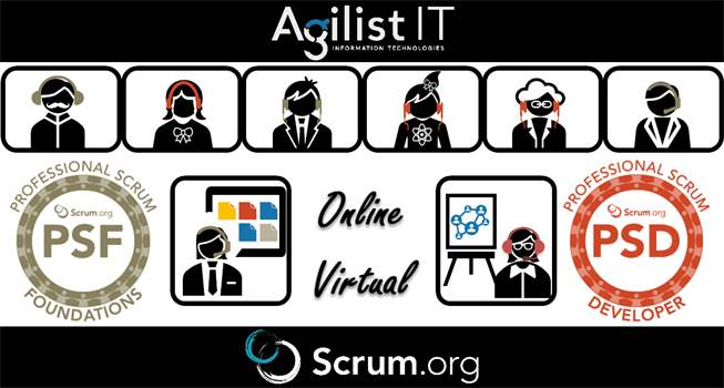 Upcoming Scrum.org Certified Training Classes