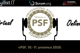 Last Professional Scrum Foundation Class in 2020